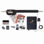 Gto MM560 Single Gate Opener Kit, Automatic, For Gates 18-Ft. or 850-Lbs.
