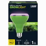 Feit Electric BR30/GROW/LEDG2 LED Grow Light Bulb, BR30, 9-Watts
