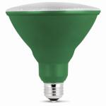 Feit Electric PAR38/G/10KLED 8W GRN Par38 LED Bulb