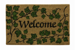 Bacova Guild 58216 18x30 Ivory Welcome Mat