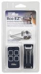 Kaba Ilco EZ4U-00-51 Universal Garage Remote
