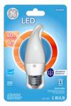 G E Lighting 37944 LED Light Bulb, Daylight, Dimmable, 300 Lumens, 4-Watt