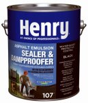 Henry HE107046 1-Gallon 107 Asphalt Emulsion