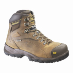 Cat Footwear P89940 9.5M Men's Diagnostic Steel-Toe Leather Boot, Medium, Size 9.5