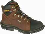 Cat Footwear P89981 12W Men's Manifold Steel-Toe Leather Boot, Wide, Size 12