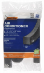 Thermwell AC42H Air Conditioner Foam Weather Seal, 1.25 x 1.25 x 42-In.
