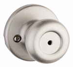 Kwikset 93001-865 Security Tylo Privacy Lockset, Satin Nickel