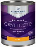 Benjamin Moore & Co-Coronado 10.1.4 CRY QT WHT Flat Paint