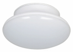 Feit Electric 73813 LED Utility Light, Soft White, 11.5-Watt, 7.5-In.