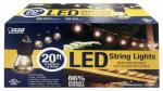 Feit Electric 72026 LED String Light Set, 20-Ft.