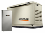Generac Power Systems 7030 Automatic Home Standby Generator, 9/8kW