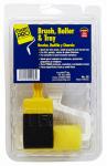 Foampro Mfg 93 3PC Foam BRSH/Tray