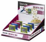 Taylor Precision Products 5842-4N Mini Digital Timer ASSTD