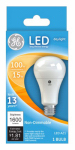 G E Lighting 65764 LED Light Bulb, Daylight, 1600 Lumens, 15-Watt