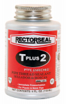 Rectorseal 23631 4-oz. T Plus 2 Pipe Thread Sealant