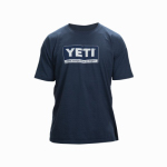 Yeti Coolers 21020070003 Tee Shirt, Navy, L