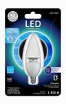 G E Lighting 37220 LED Light Bulb, Soft White, Dimmable, 500 Lumens, 7-Watt