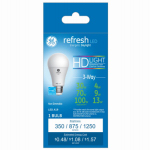 G E Lighting 68416 LED 3-Way Bulb, Heavy Duty Daylight, A21, 30-Watts