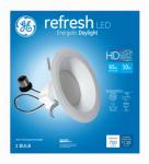 G E Lighting 68579 Refresh Heavy Duty LED Light Bulb, Daylight, Dimmable, 700 Lumens, 10-Watt