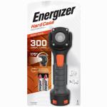 Eveready Battery HCSW21E Hard Case LED Pivot Light