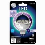 G E Lighting 45638 LED Light Bulb, White, Dimmable, 390 Lumens, 5.5-Watt