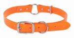 Petmate 10797 1x14-22 ORG Dog Collar