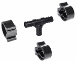 Flair-It Central 30820 PEXLock Tee 1/2""