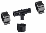 "Flair-It Central 30826 PEXLock Reducing Tee 3/4"" x 3/4"" x 1/2"""