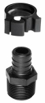 "Flair-It Central 30848 PEXLock Male Adapter 3/4"" x 3/4"" MPT"