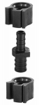 "Flair-It Central 30853 PEXLock Reducing Coupling 3/8"" x 1/2"""