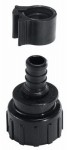 Flair-It Central 30866 1/2x3/4 Swiv Coupling