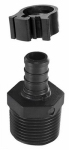 "Flair-It Central 30868 PEXLock Male Adapter 1/2"" x 3/4"" MPT"