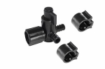 "Flair-It Central 30913 PEXLock Bypass Valve 1/2"" x 1/2"" FPT Swivel x 1/2"""