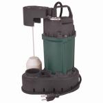 Flint & Walling/Star Water 024488 Submersible Sump Pump, Cast Iron, 1/3-HP