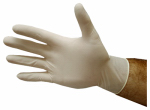 Neogen AT300PF-L Latex Gloves, Powder-Free, Large, 100-Pk.