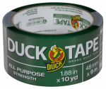 Shurtech Brands 761288 1.88x10YD GRY Duct Tape