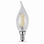 Feit Electric BPCFC60/827/LED/2 2PK 8.5W Flame Fil Bulb
