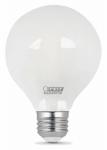 Feit Electric BPG2540/F/827/LED 4.5W Fros Fil Glob Bulb