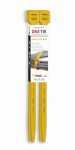 Tailor Made Products CSE014-YEL010A-06-06 Cable Tie Down Strap, Yellow, 14-In., 10-Pk.