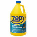 Zep ZUNEUT128 Neutral Floor Cleaner, 1-Gal. Concentrate