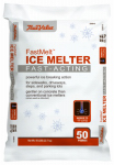 North American Salt 52050 Fast Melt Ice Melter, 50-Lbs.