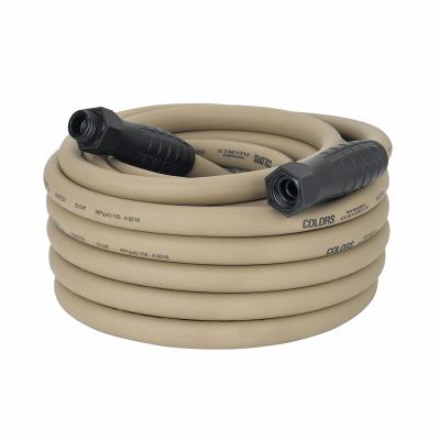 Flexzilla HFZC550BRS Garden Hose, Mulch Brown, 5/8-In. x 50-