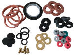 Brass Craft Service Parts SC2192 Faucet Washer Assortment Kit, 42-Pk.