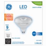 G E Lighting 36451 LED Light Bulb, Par38, Dimmable, 7-Watt
