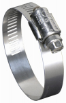 Norma Group/Breeze 63010 Hose Clamp, Marine Grade, Stainless Steel, 9/16 x 1-1/16-In.