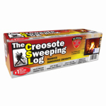 Joseph Enterprises SL 824-12 Creosote Sweeping Fireplace Log