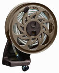 Suncast STA125B Side Tracker Wall-Mount Hose Reel