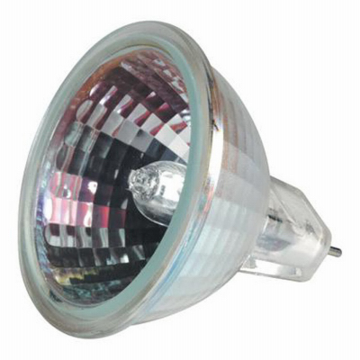 GE Lighting 81771 Halogen Quartz Spot Light Bulb, 850 Lumens