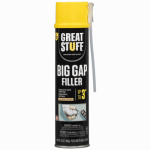 Dow Chemical 157913 Big Gap Foam Sealant, Triple Expanding, 20-oz.