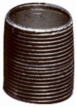 Anvil International 8700152757 Pipe Fitting, Galvanized Nipple, 1-1/4-In. x Close